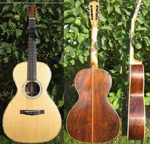 Les guitares d'un luthier aussi amateur que passionné ... 9