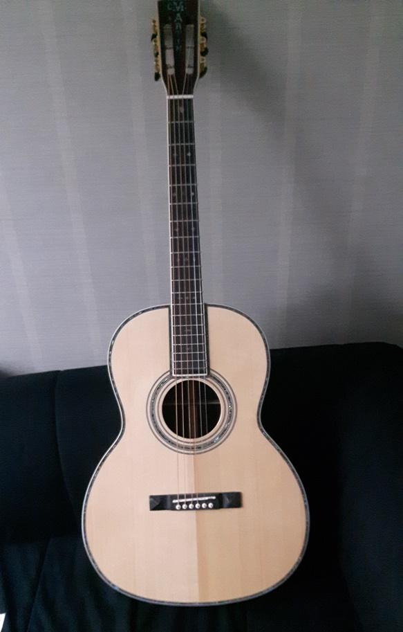 Les guitares d'un amateur passionné ... - Page 28 20190123_120011
